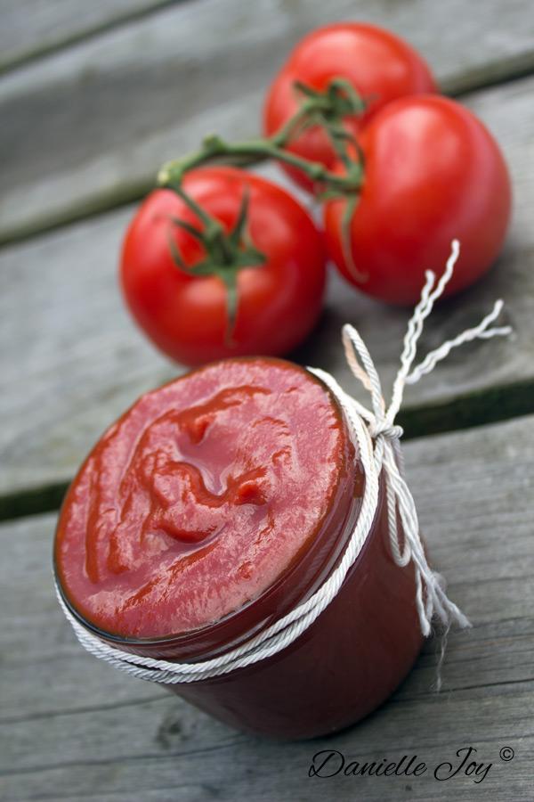 Suikervrije Tomaten Ketchup
